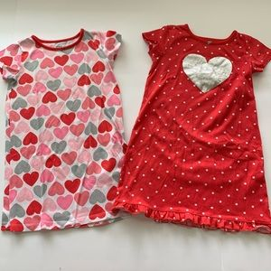Carter's nightgowns